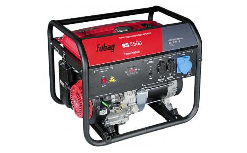 Электрогенератор Fubag BS 5500 с гарантией