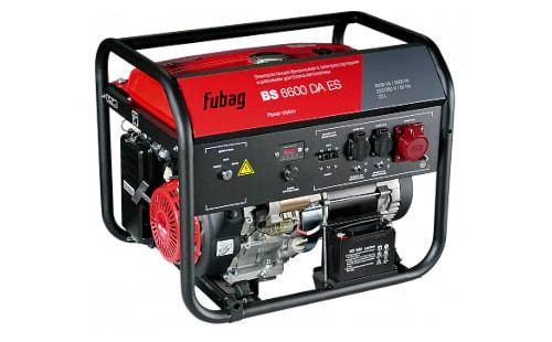 Электростанция Fubag BS 6600 от ЭлекТрейд
