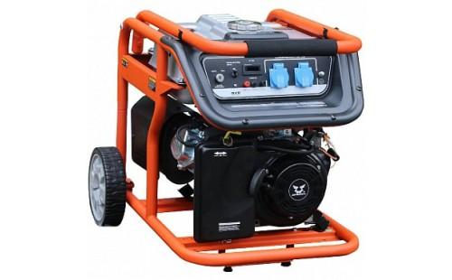 Бензиновый электрогенератор Zongshen KB 5000 от ЭлекТрейд