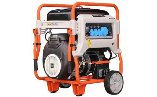 Бензиновый электрогенератор Zongshen XB 12000 EA от ЭлекТрейд
