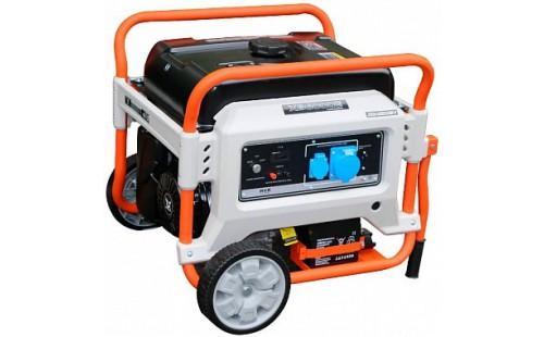 Бензиновый генератор Zongshen XB 6000 E с гарантией