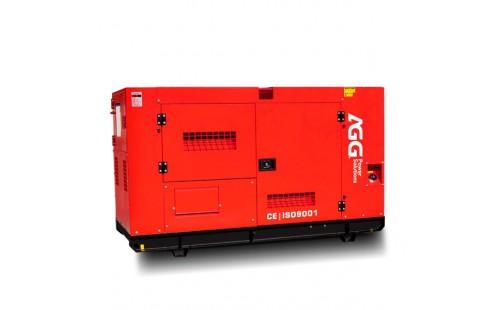 Дизельный генератор AGGC 44 D5A