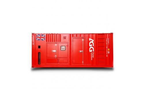 Дизельный генератор AGGC 713 E5