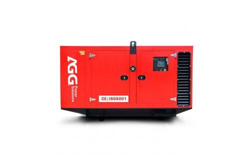 Дизельный генератор AGGD 165 D5