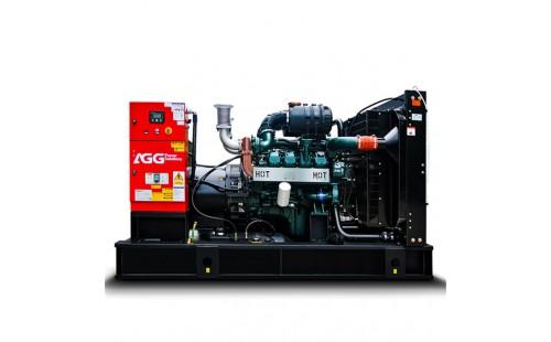 Дизельный генератор AGG D 220 D5