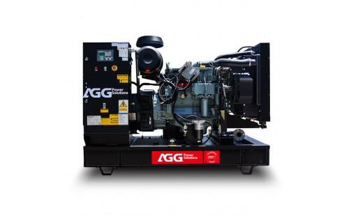 Дизельный генератор AGGDE 125 D5