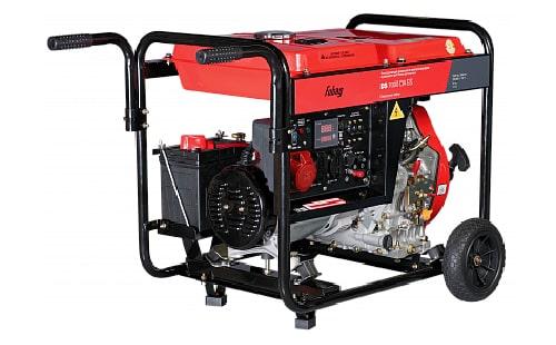 Дизель-генератор Fubag DS 7000 DA ES с