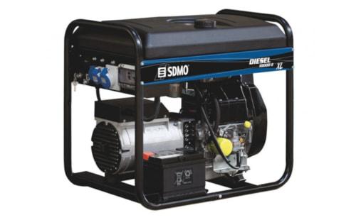 Дизель-генератор SDMO DIESEL 10000 EX L C