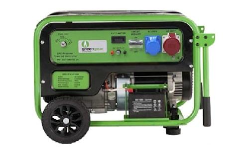 Газовый электрогенератор GreenGear GE-5000 с гарантией