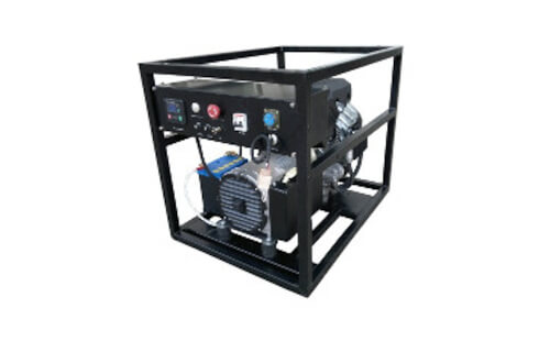 Газовый генератор REG GG10-380 от ЭлекТрейд