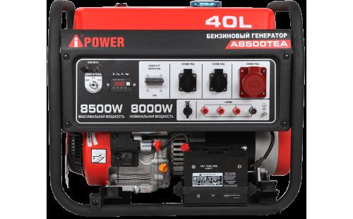 Бензиновый генератор A-IPOWER A8500TEA