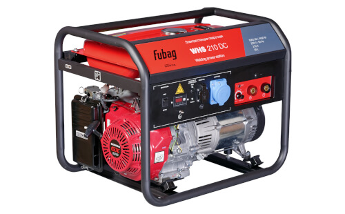 Сварочный электрогенератор Fubag WHS 210 DC с гарантией