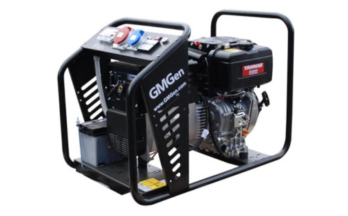 Сварочный генератор GMGen GMSD200YTE от ЭлекТрейд