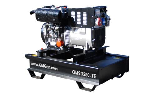 Сварочный генератор GMGen GMSD250LTE от ЭлекТрейд