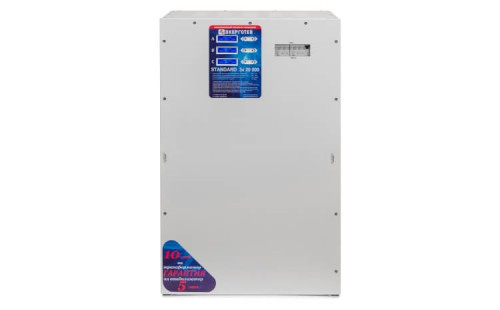 Стабилизатор Энерготех STANDART 20000х3 от ЭлекТрейд
